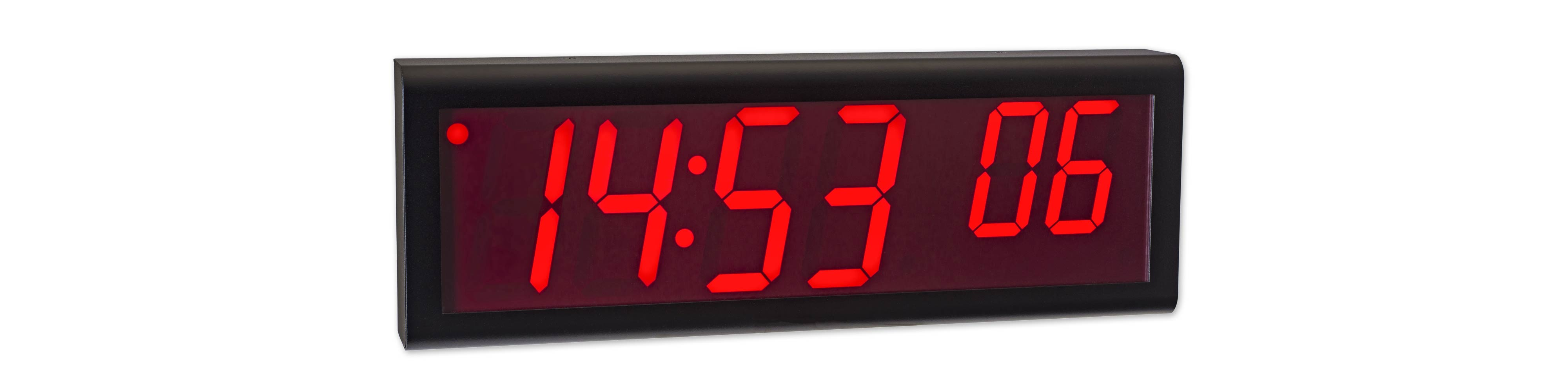 Digital Wall Clock