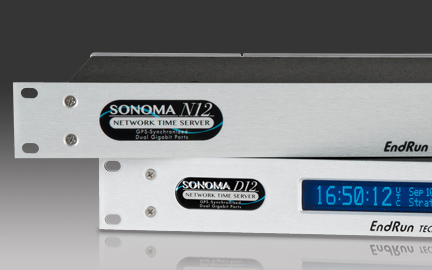 Sonoma NTP Time Server (GPS)